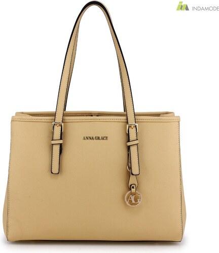 f7b39712c83d Anna Grace barna színű női divat táska 2018-as modell - Glami.hu