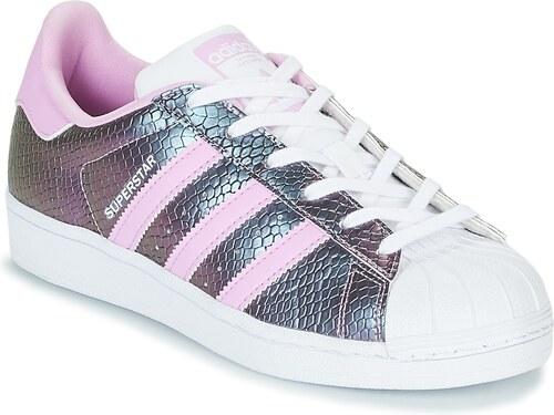 341424e0d adidas Tenisky Dětské SUPERSTAR J adidas - Glami.cz