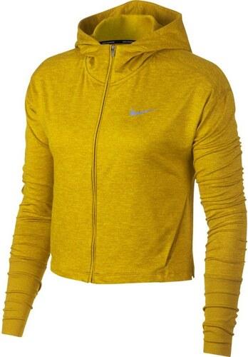 86e6f520e5a Mikina s kapucí Nike W NK ELMNT FZ HOODIE 928729-392 - Glami.cz