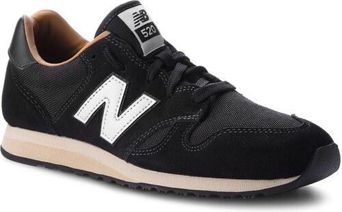 Sneakersy NEW BALANCE - U520BH Čierna - Glami.sk dd28ae5e5f