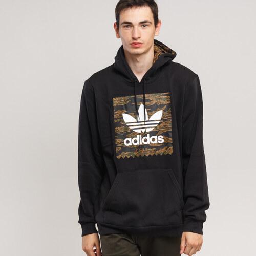 ba2aff5bd adidas Originals Camo BB Hoodie černá - Glami.cz