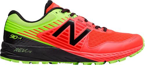 New Balance MT910RG4 pánské trailové boty jasná oranžová - Glami.cz c500dbd827