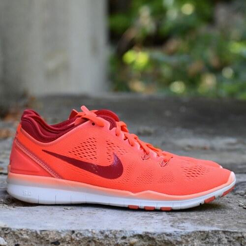 2f19d8c0f Nike FREE 5.0 TR FIT 5 Dámske topánky 704674-601 - Glami.sk