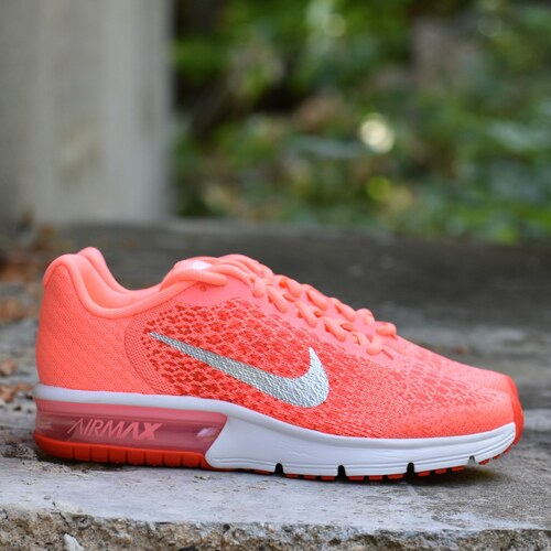 8e608ad39 Nike AIR MAX SEQUENT 2 (GS) Dětské boty 869994-600 - Glami.cz
