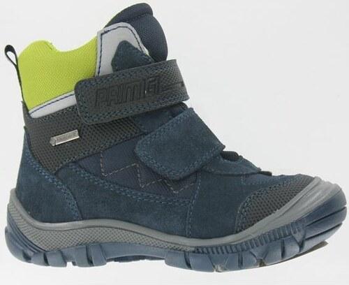 cf6585532079 Primigi Chlapčenské zimné topánky - modré - Glami.sk