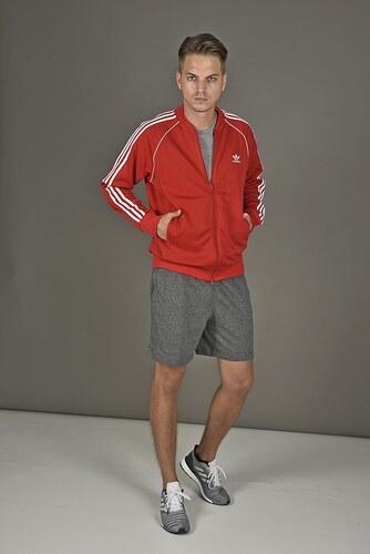 Adidas Sst Tt férfi kapucnis cipzáras pulóver - Glami.hu abd4dd5f5b