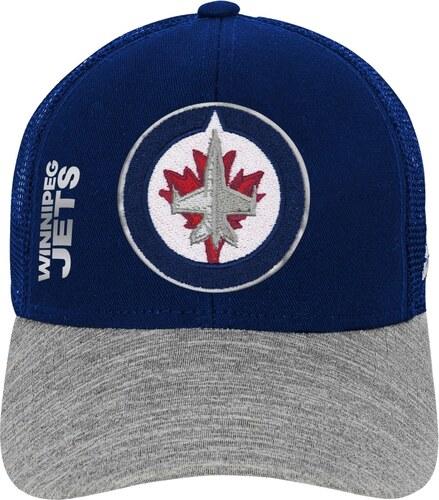 adidas Winnipeg Jets gyerek baseball sapka NHL Start Of Season Meshback 05a2f09d95