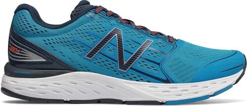 New Balance 680v5 pánské běžecké boty Blue Black - Glami.cz a215fd6d43a