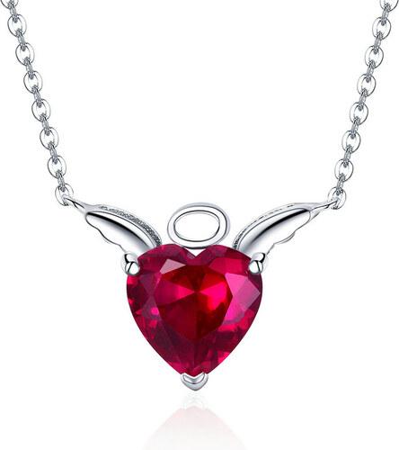 ecc8966bb Royal Fashion náhrdelník Andílek SCN285 - Glami.cz