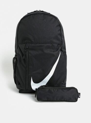 4984639bcd Čierny batoh s peračníkom Nike Elemental 22 l - Glami.sk
