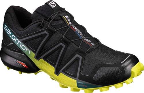 c01c2af6e70 Trailové boty Salomon SPEEDCROSS 4 L39239800 - Glami.cz