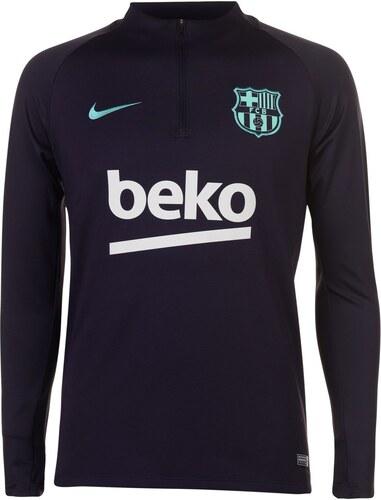 Nike FC Barcelona Squad Drill Top Mens - Glami.sk e0caab83f0a