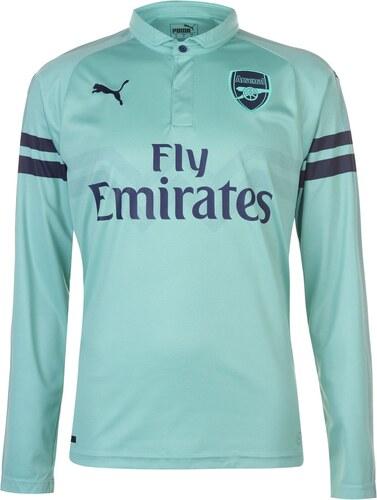 4d7aae623aa4 Puma Arsenal Long Sleeve Third Shirt 2018 2019 - Glami.cz