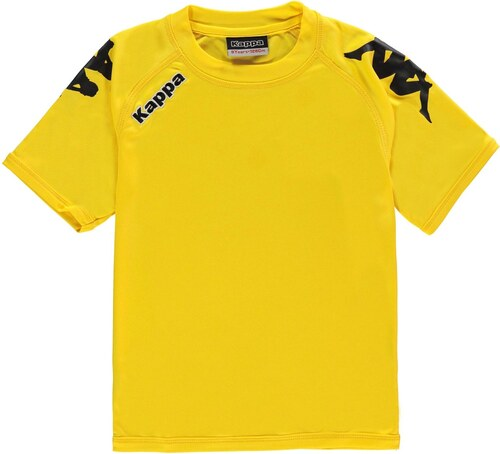 8abd1ada897e Detské tielko Kappa Veneto Short Sleeve T Shirt Junior Boys - Glami.sk