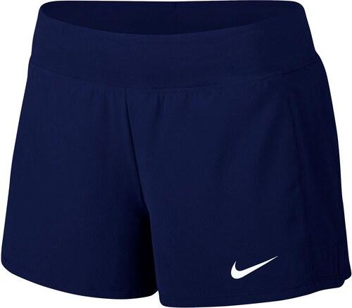 Nike Pure Flex Tennis Shorts Ladies Blue - Glami.cz 0687fa0192