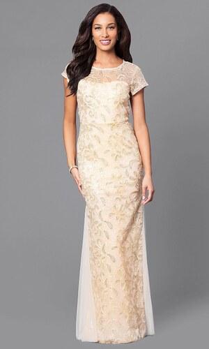 d247f94d14e3 Glamor Luxusné šaty na svadbu pre matku nevesty - Glami.sk