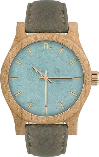 1e533c76919 Neatbrand Dámské modro-šedé hodinky Classic 38 N038 - Glami.cz
