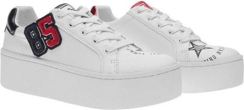 Dámské boty Tommy Hilfiger TJ85 Icon Bílé - Glami.cz 2fdacfa1e0