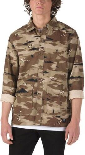 Pánská košile Vans WINCHESTER STORM CAMO M - Glami.cz c818996a46