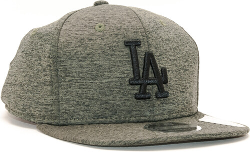 ... Kšiltovka New Era Original Fit Dryswitch Jersey Los Angeles Dodgers  9FIFTY New Olive Black Snapback 40f77650133f