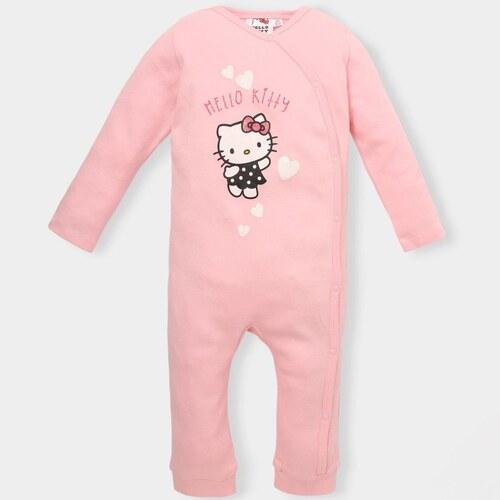 Lamaloli Hello Kitty szíves rózsaszín rugdalózó - Glami.hu a67d576eaa