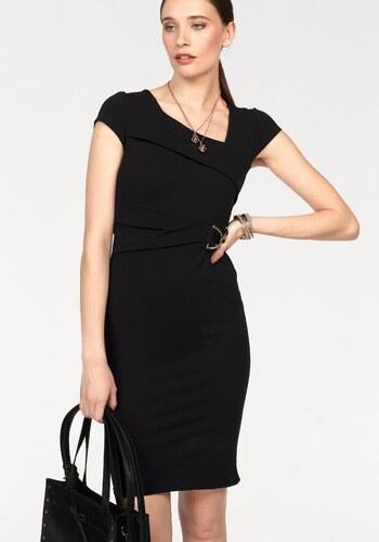 953145bdff3a Laura Scott pouzdrové šaty černá - Glami.cz