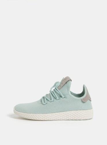 Mentolové dámske tenisky adidas Originals Tennis - Glami.sk fe1f7dca3a7