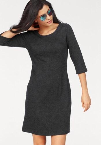 14e049620acb Tom Tailor pletené šaty čierna - Glami.sk