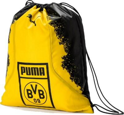 3c9fdcb275 Vak na chrbát Puma BVB Fan Gym Sack 07556801 - Glami.sk