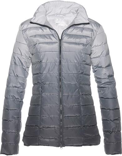 Bonprix Prešívaná bunda s farebným prelivom - Glami.sk f7799bdc7ba
