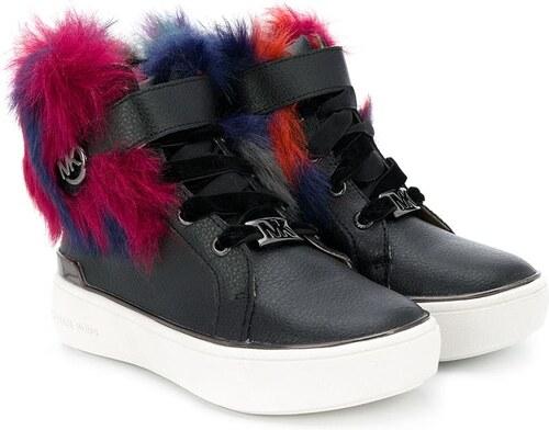 Michael Kors Kids Maven Kick hi-top sneakers - Black - Glami.cz 0a81805c29