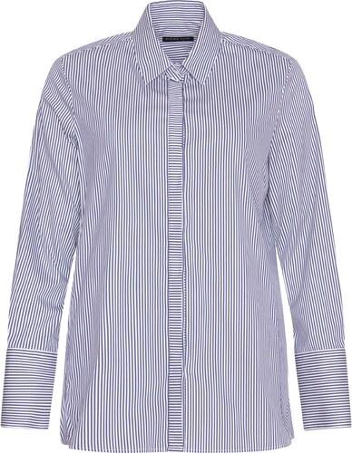 Pietro Filipi Dámská košile s modrým proužkem (38) - Glami.cz 6bfd976c39