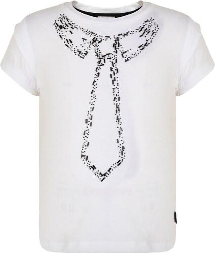 Karl Lagerfeld Children Girls Summer Klub T Shirt - Glami.cz c167978dd40