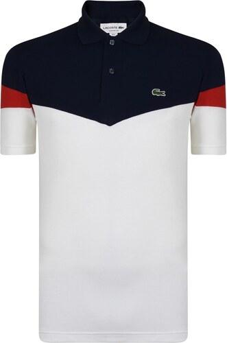 Polokošeľa Lacoste Tri Colour Panel Polo Shirt - Glami.sk 5868e3ea288