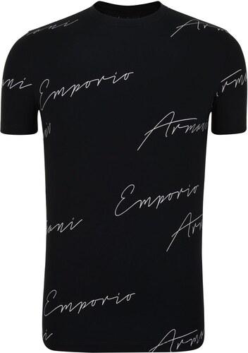 a49a9edb48df Emporio Armani Script T Shirt - Glami.sk