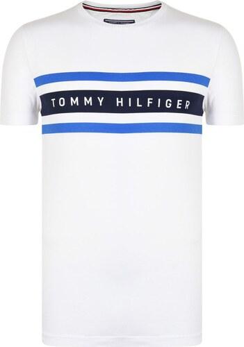 Tričko Tommy Hilfiger Band Logo T Shirt - Glami.sk 2d70acc8077