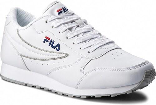 Sneakersy FILA - Orbit Low 1010263.1FG White - Glami.cz b0155e159a
