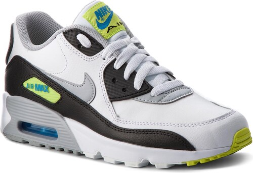 d1f143abeb49 Cipő NIKE - Air Max 90 Ltr (GS) 833412 113 White/Wolf Grey/Photo ...