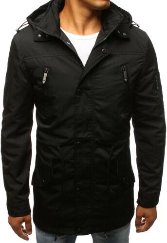 Manstyle Férfi stílusú fekete télikabát kabát átmeneti - Glami.hu a2060fb7a0