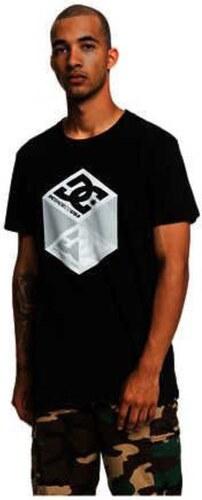 34728828731e Pánské tričko DC VOLUME SS BLACK L - Glami.cz