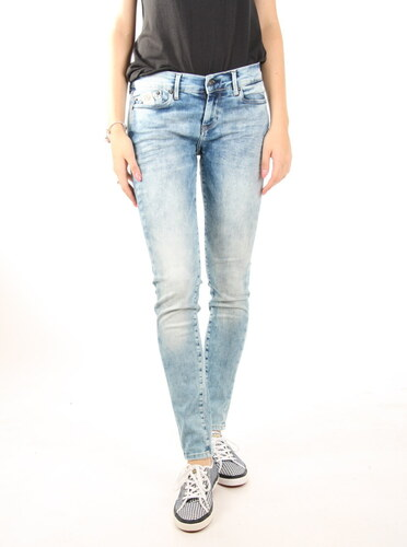 Pepe Jeans dámské světle modré džíny - Glami.cz a52a884aa4