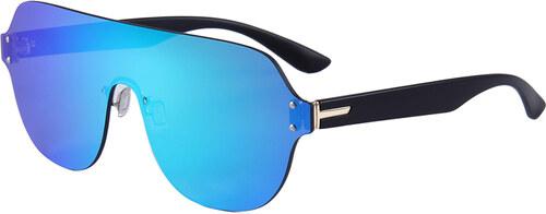 a0960b471 Hipsters Slnečné okuliare Flat Shield Blue - Glami.sk