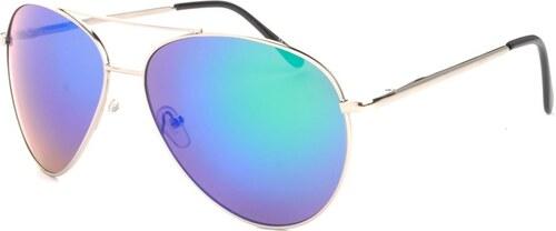 Hipsters Slnečné okuliare Aviator Pilot Big Indigo extra veľké ... 5be96a35450