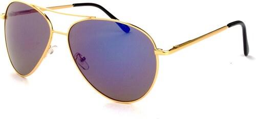 ca250cb21 Hipsters Slnečné okuliare Aviator Pilot Big Purple - Glami.sk