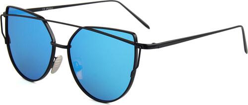 b68f61109 Hipsters Slnečné okuliare Crossbar Cat Eyes Darkblue - Glami.sk