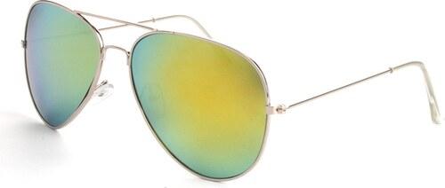 Hipsters Slnečné okuliare Aviator Pilot Hunter polarizačné - Glami.sk 1522f5f23fe