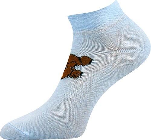 b19b33914d0 Ponožky Boma Bear Blue - Glami.sk