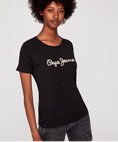 a9e8b0ca8c4 Dámské tričko Pepe jeans Malibu