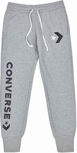 Dámské tepláky Converse Converse Star Chevron Signature Pant - FT M vintage  grey heather a3b107e9eb1
