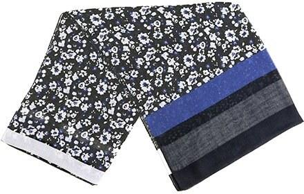 2b7e1bc2175 Alber Zoran Dámský šátek 1012 FLOWERS BLUE - Glami.cz